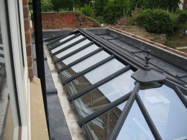 Ultraframe Roof Systems Prestige Windows