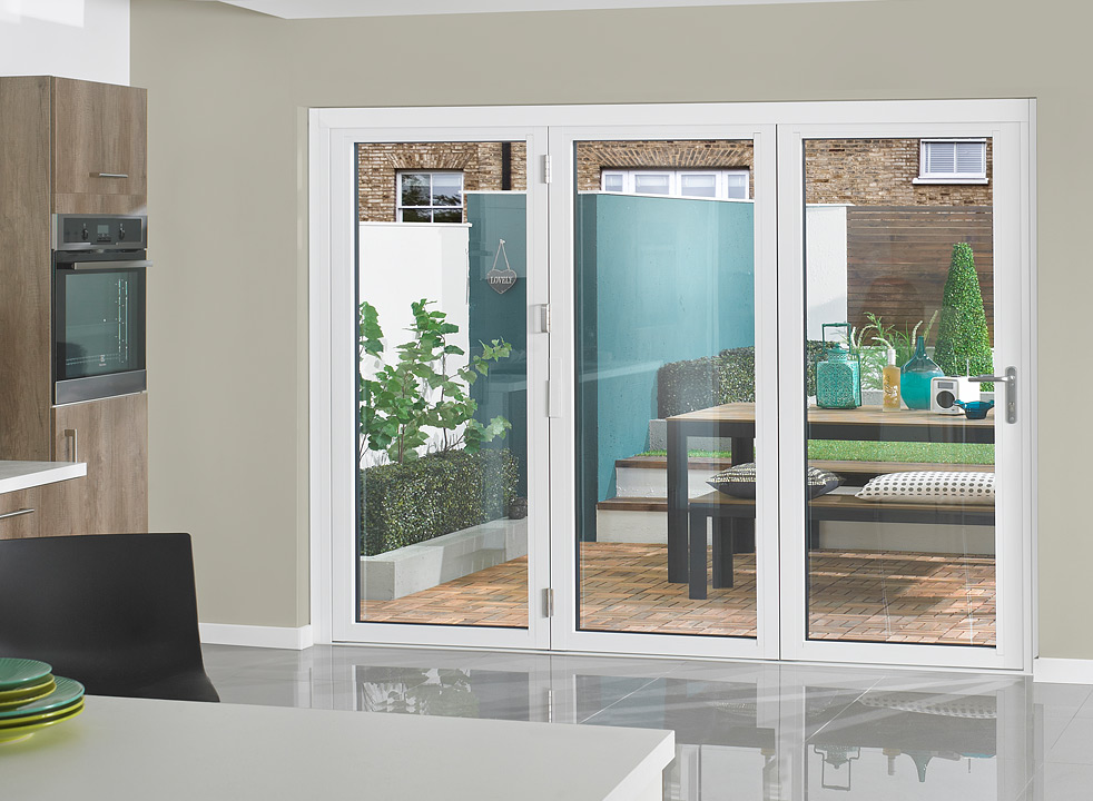 Bi Folding Doors - Prestige Windows
